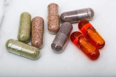 Капсули для лікування діабету