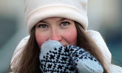 Температура все нища, але ви не бійтесь простудитись