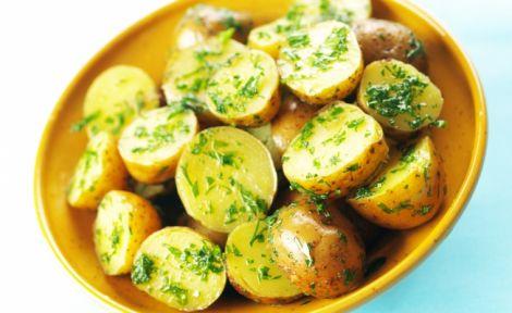 Яка користь картоплі для людського організму?