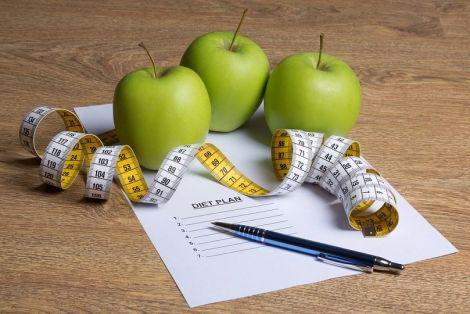Как составить диету для похудения?