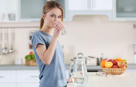 Користь теплої води