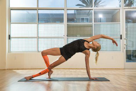 Заняття спортом провокують дефіцит заліза у жінок