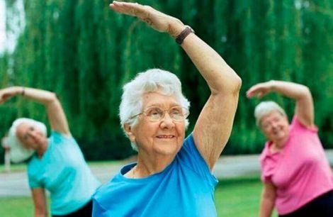 Користь фізичних навантажень після 60 років