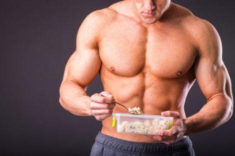 Правильное питание для тех, кто занимается спортом