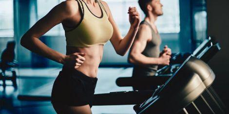 Заняття спортом покращують здоров'я