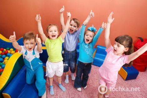 Гіперактивність в дітей