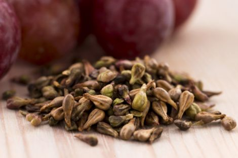 Корисні властивості виноградних кісточок