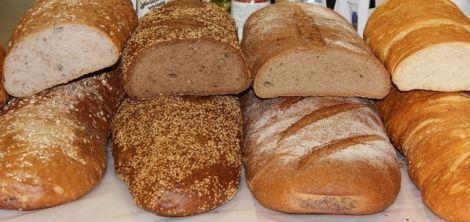Види хліба
