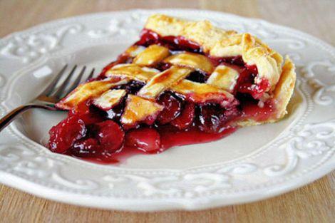 Солодкий пиріг для тих хто на дієті