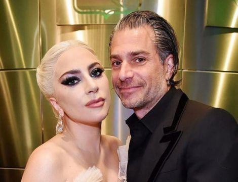 Леді Гага з нареченим