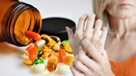 Для здоров'я суглобів: які вітаміни і продукти допоможуть при артриті