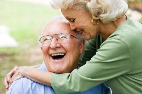 Сміх продовжує життя