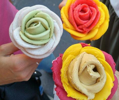 Солодкі квіти