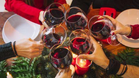 Червоне вино викликає старіння шкіри