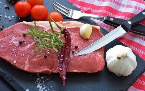 Шкода від вживання червоного м'яса