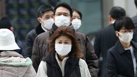 Коронавірус у Японії