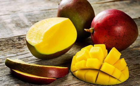 Манго - дуже калорійний фрукт