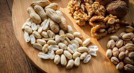 Щоденне вживання горіхів