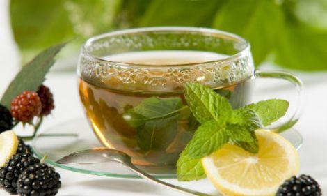 Зелений чай допомагає схуднути