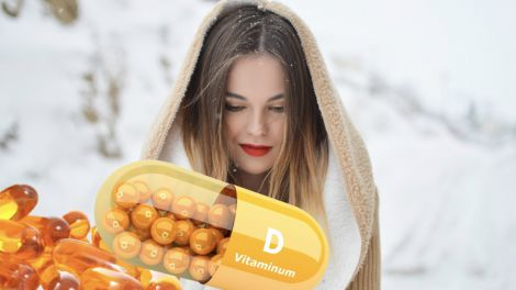 Дефіцит вітаміну D: простий напій на сніданок підвищить рівень речовини взимку