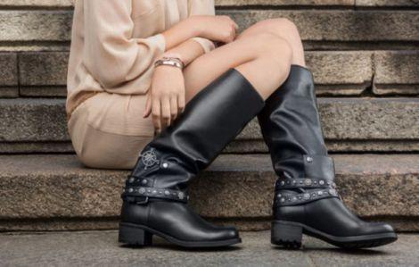 Зручне взуття - запорука красивої постави