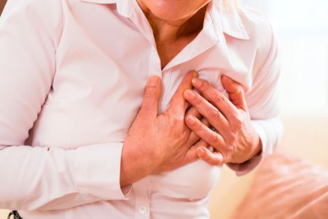 Кашель - симптом серцевої недостатності