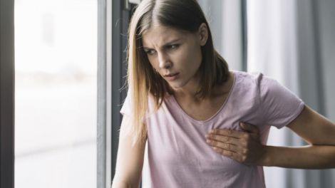 Серцевий напад у молодості