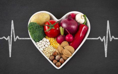 Раціон для здорового серця