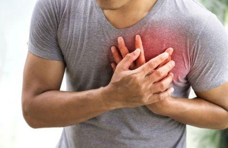 Ознака серцевого нападу