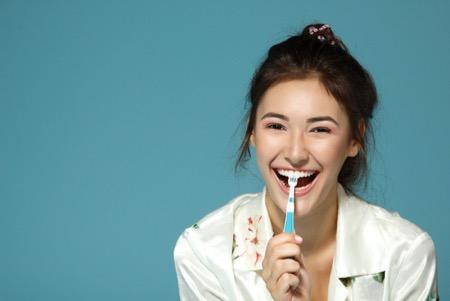 Як доглядати за зубами?