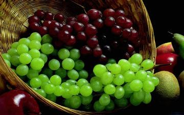 Виноград корисний для вашого серця