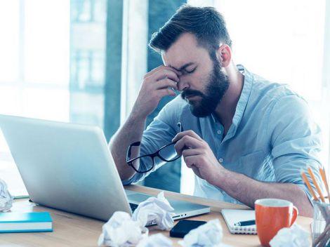 Симптоми вторинного стресу