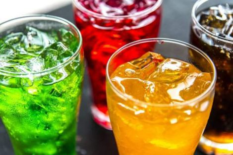 Напої з цукром провокують діабет