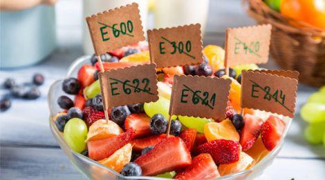 Харчові добавки не такі корисні як збалансований раціон
