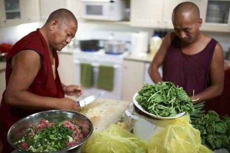 Основні принципи харчування тибетських монахів