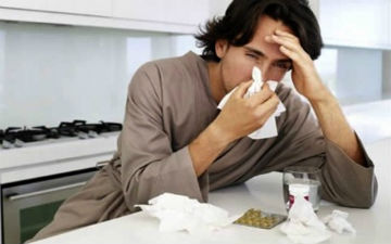 Якщо ви захворіли грипом