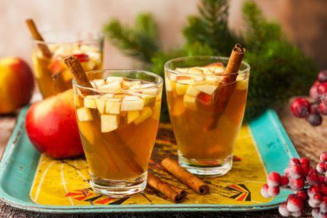 Яблучний сидр допоможе зігрітись взимку