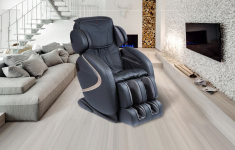 Дизайн массажного кресла