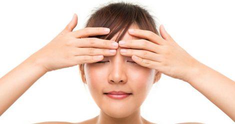 Корисний японський масаж для обличчя