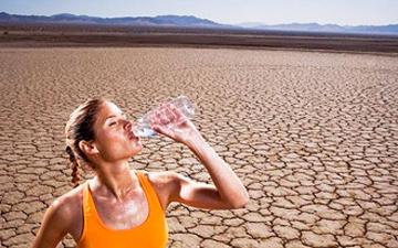 основні причини зневоднення організму