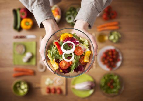 Вегетаріанство подарує довголіття