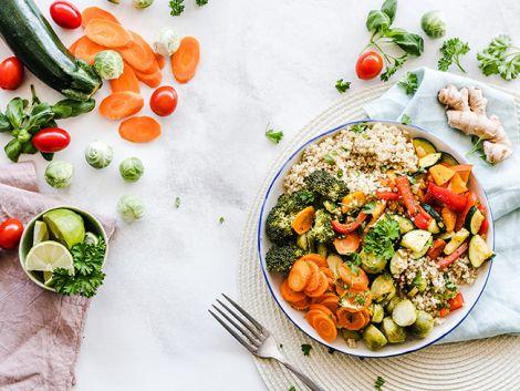 Користь та шкода вегетаріанської дієти