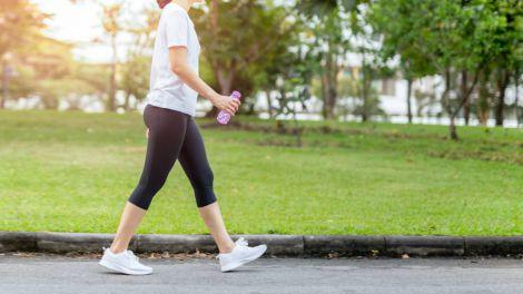 Вчені назвали оптимальну швидкість ходьби для довголіття