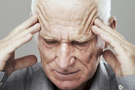 Головний біль - один із симптомів інсульту