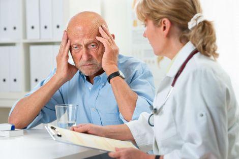 Перші симптоми інсульту
