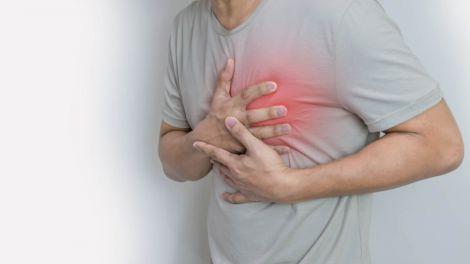 У людей з якою групою крові найвищий ризик інфаркту?