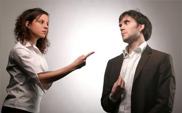 Часто нерозуміння між жінками та чоловіками спричинене вибірковістю їх слуху