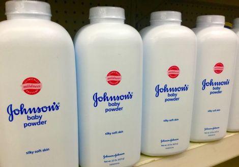 Продукти Johnson & Johnson викликають рак