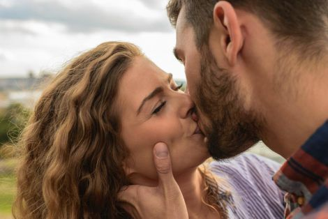 Поцілунки та інфекції
