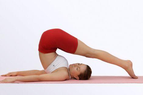 Швидка гімнастика від болю у спині